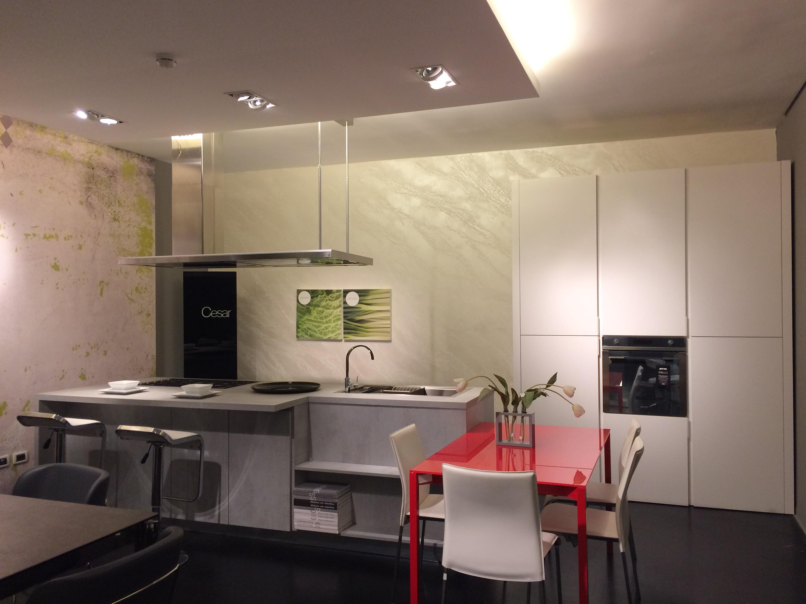 Cucina Maxima 2.2: Da Pizzimenti Home il nuovo modello Cesar accattivante e contemporaneo